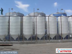 Winery tanks, Kizlyar